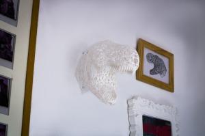 3D Printed T-Rex Sculpture Source: Kickstarter