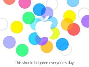 Apple 10 September Event Invite