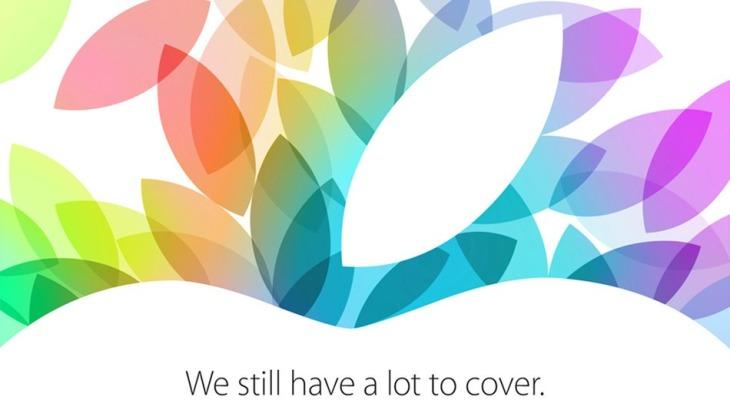 Apple iPad Event Invitation